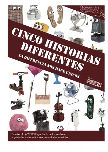 CINCO HISTORIAS DIFERENTES