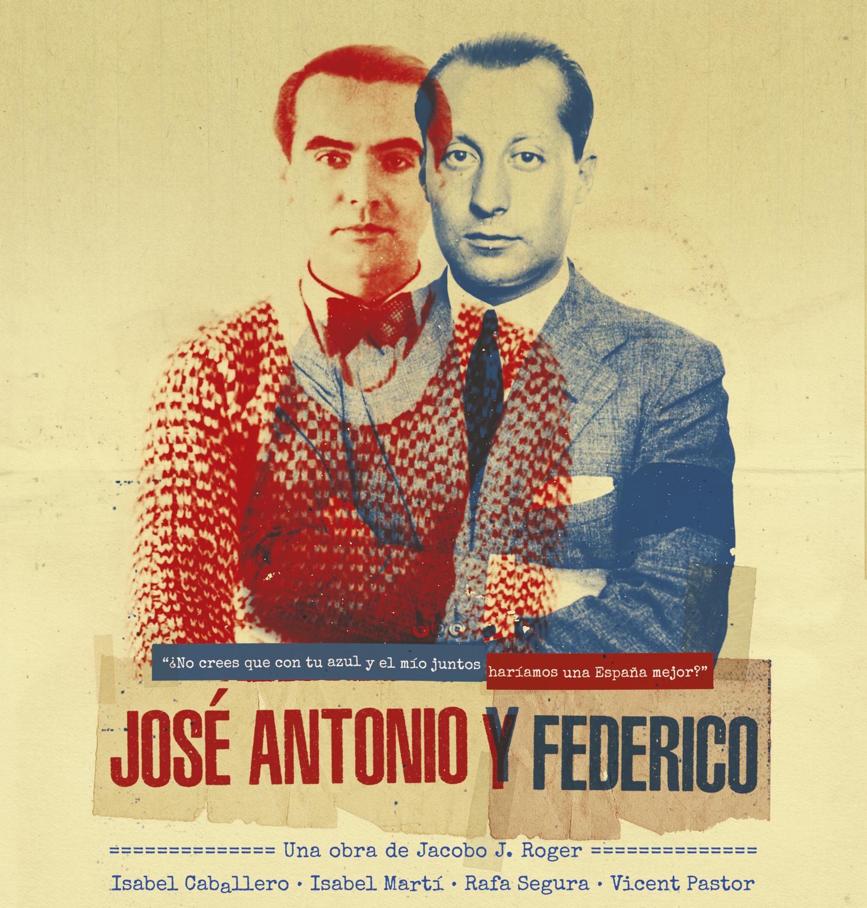 JOSÉ ANTONIO Y FEDERICO