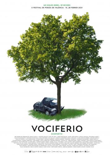 VOCIFERIO X. Festival poesia de València